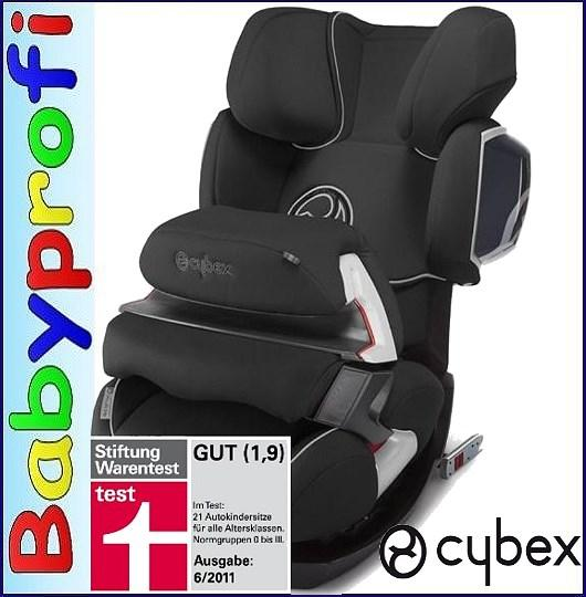 cybex kindersitz pallas 2 fix classic black modell 2013 ebay. Black Bedroom Furniture Sets. Home Design Ideas