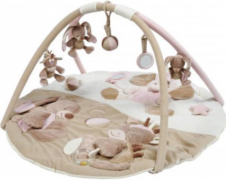nattou krabbeldecke spielbogen 815420 rigolos pferd ebay. Black Bedroom Furniture Sets. Home Design Ideas